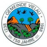 Altes Wappen von Vielau